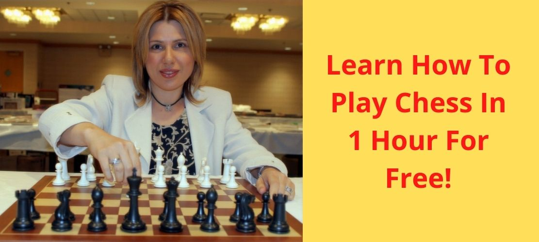 Learn How To Play Chess In 1 Hour For Free | Chessondemand